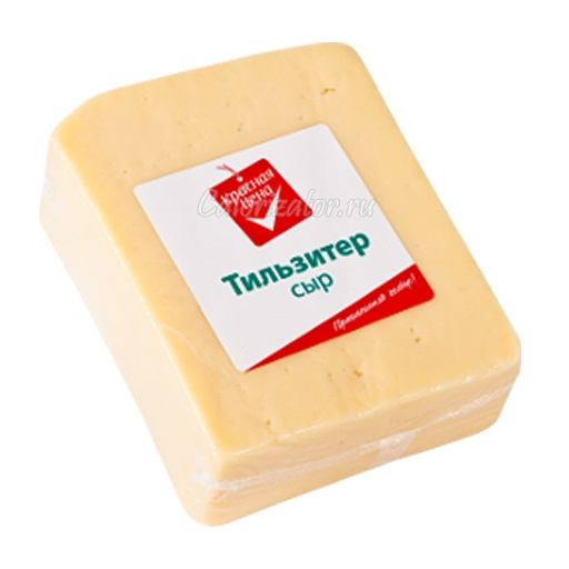 Сыр Красная цена Тильзитер
