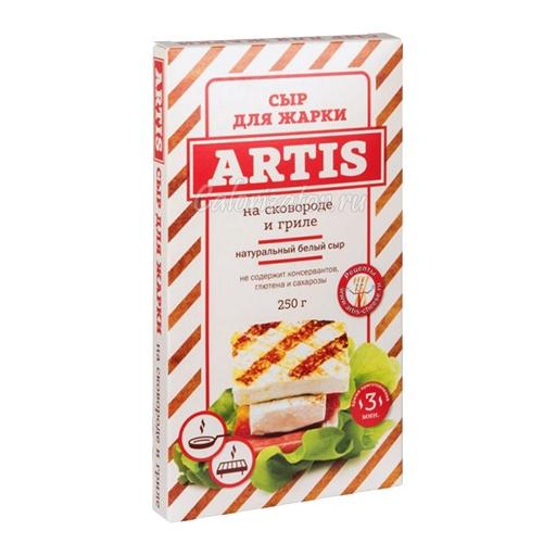 Сыр Artis для жарки на сковороде и гриле 45%