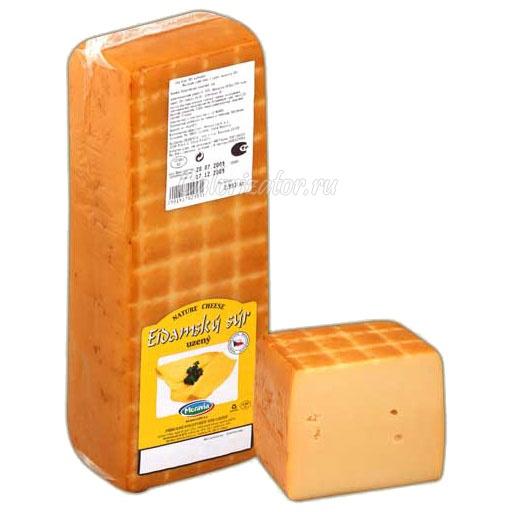 Сыр Эдам копчёный