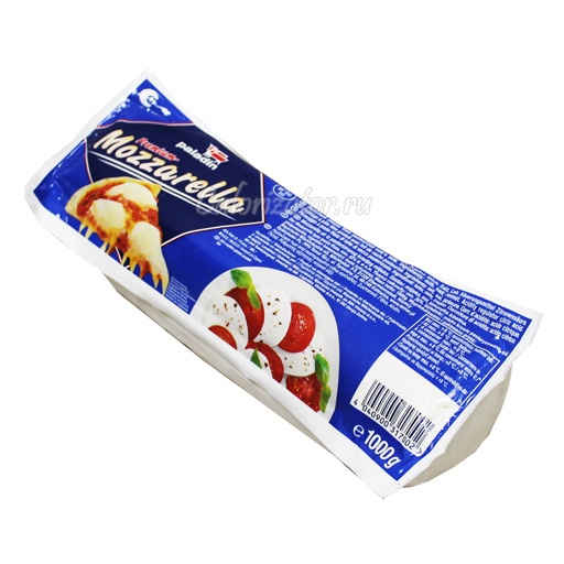 Сыр Паладин Моцарелла
