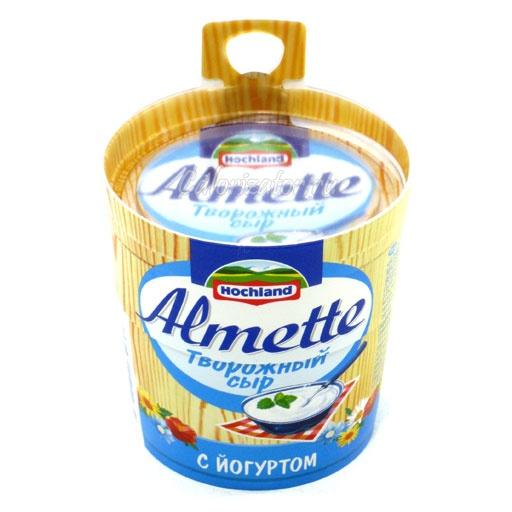 Сыр Almette с йогуртом