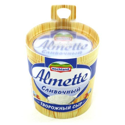 Сыр Almette сливочный
