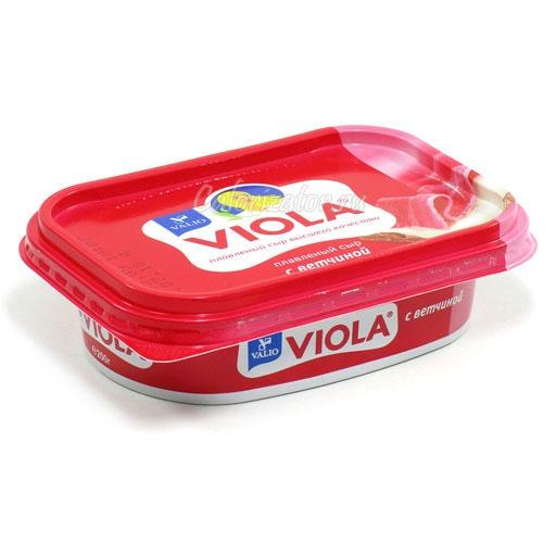 Сыр Viola с ветчиной