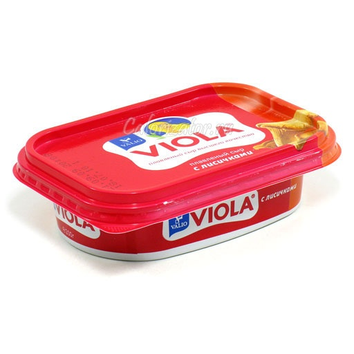 Сыр Viola с лисичками