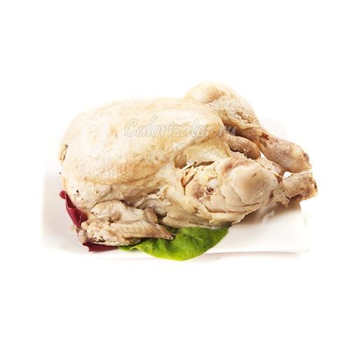 Курица вареная (без кожи)