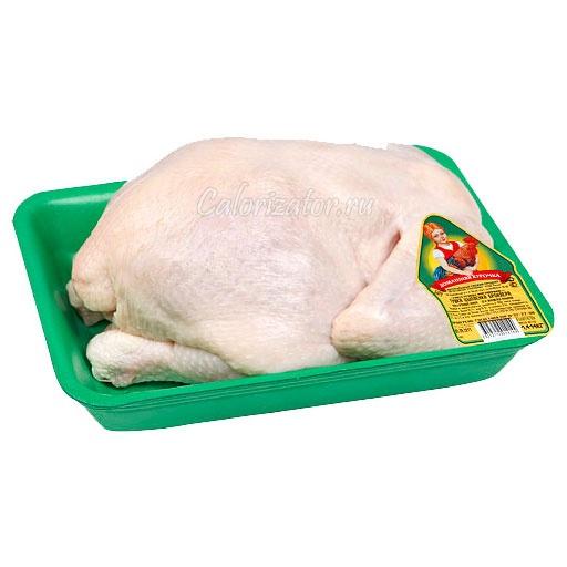 Цыпленок-бройлер охлажденный
