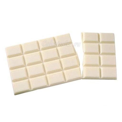 Шоколад белый