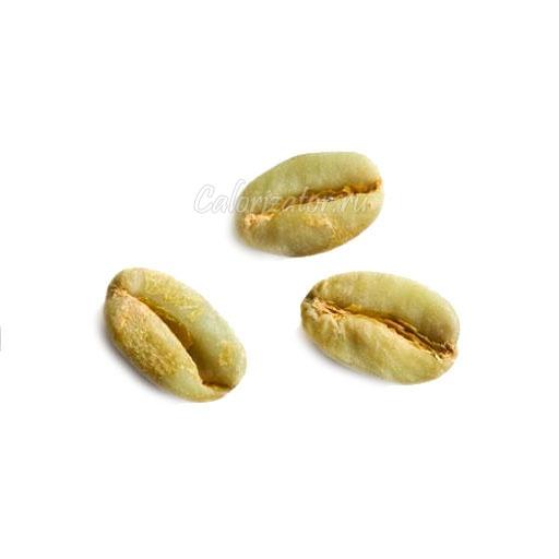 Кофе зелёный сухой