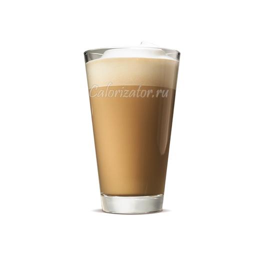 Напиток кофе Капучино Бургер Кинг