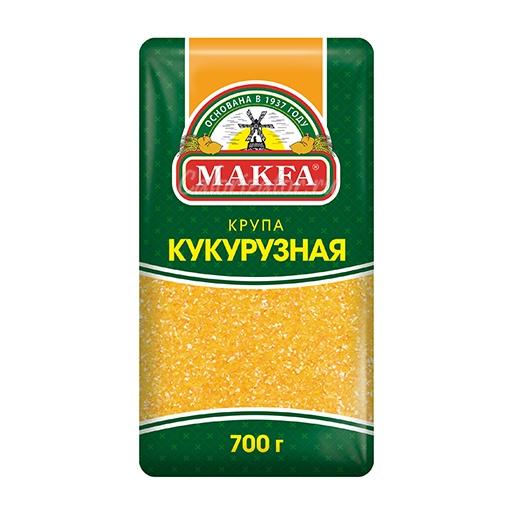 Кукурузная крупа Makfa