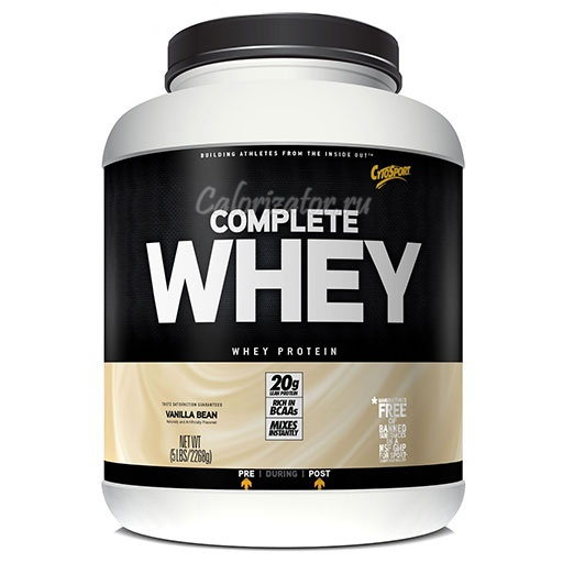 Протеин CytoSport Complete Whey