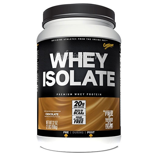 Протеин Cytosport Whey Isolate