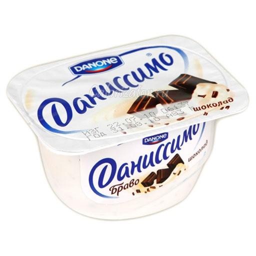Даниссимо Шоколад