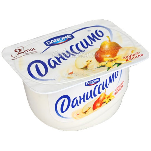 Даниссимо Груша-ваниль