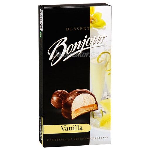 Десерт Konti Bonjour ванильный