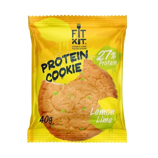Печенье FITKIT Protein Cookie Lemon-Lime (Лимон-Лайм)