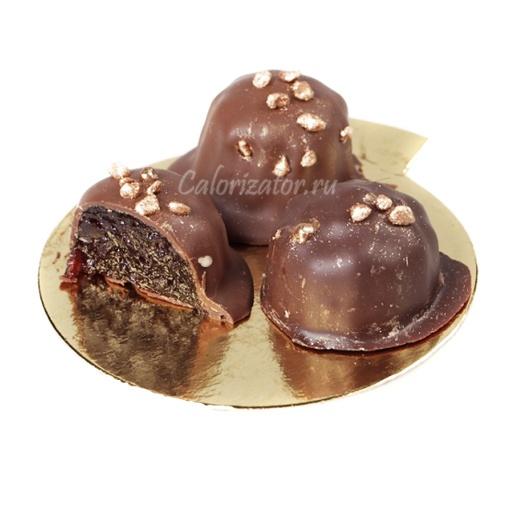 Мармелад фруктово-ягодный в шоколаде