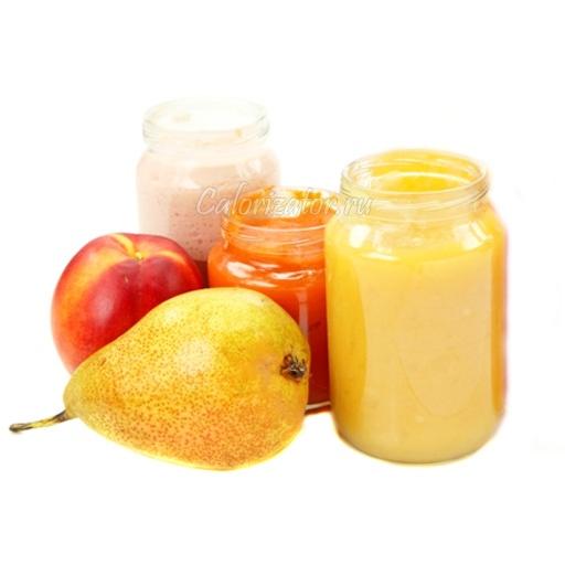 Пюре из фруктов