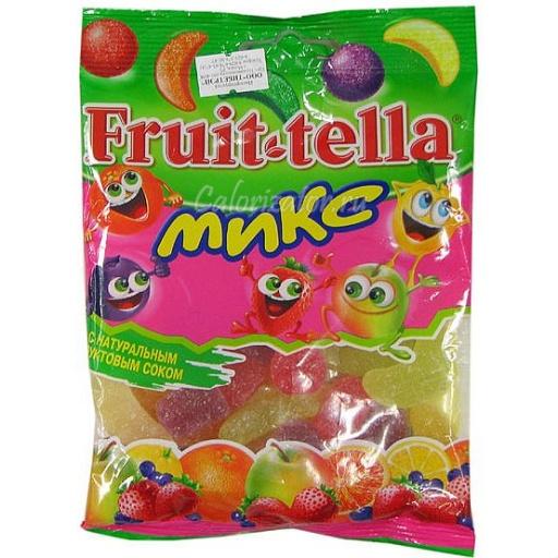 Мармелад жевательный Fruit-tella Микс
