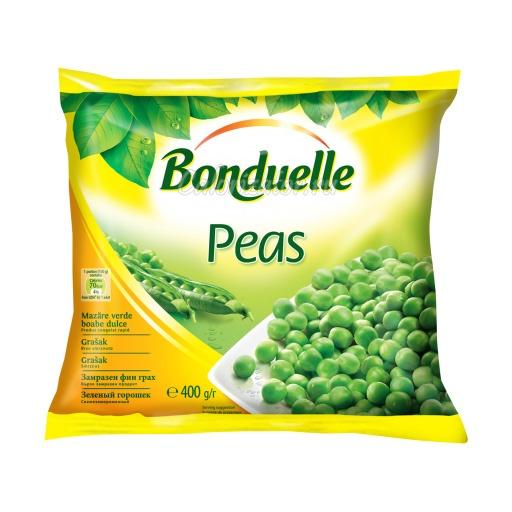 Горошек зелёный Бондюэль замороженный