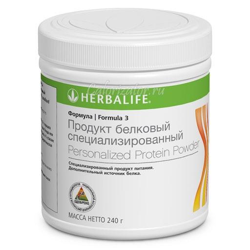 Смесь Herbalife Протеиновая Формула 3