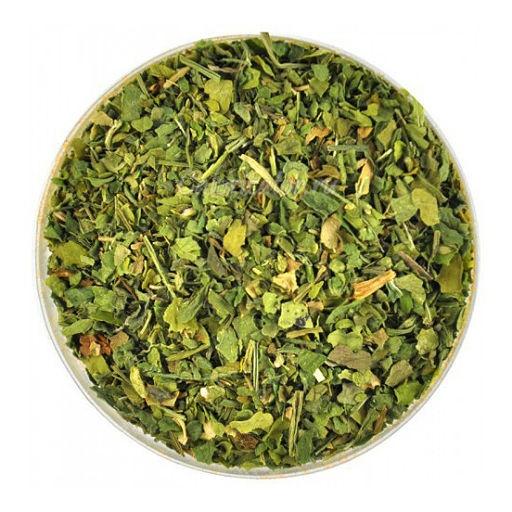 Зелень сушёная - калорийность, полезные свойства, польза и вред, описание.