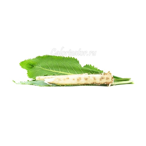 Листья хрена