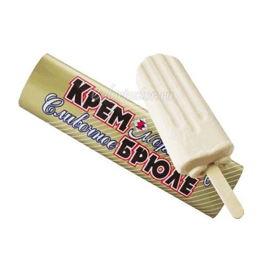 Мороженое сливочное крем-брюле