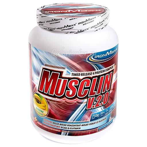 Протеин IronMaxx Musclin V.2.0