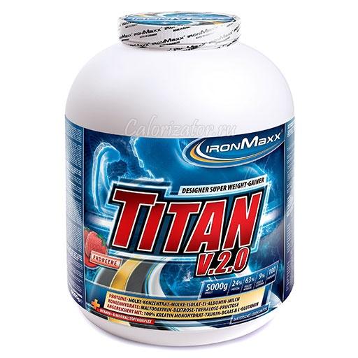 Гейнер IronMaxx Titan V.2.0