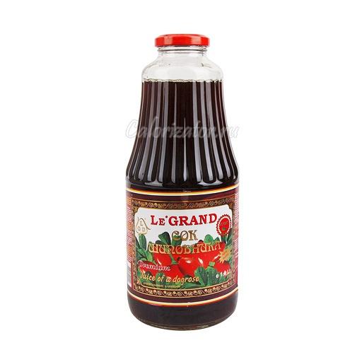 Шиповниковый сок