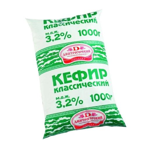 Кефир 3. 2% - калорийность, полезные свойства, польза и вред, описание.