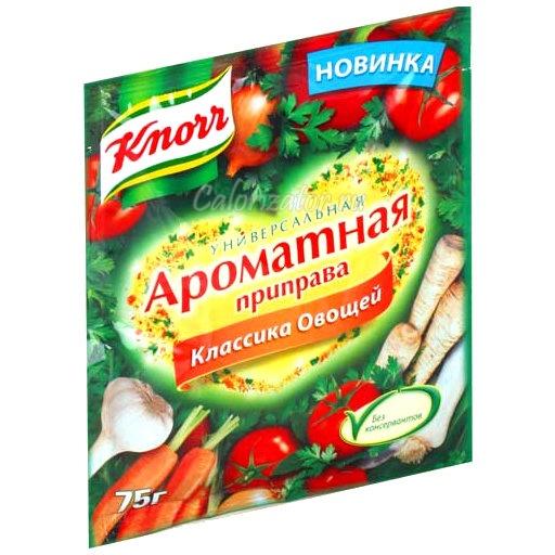 Приправа Knorr Ароматная Классика овощей