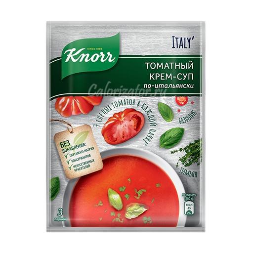 Крем-суп Knorr Томатный по-итальянски