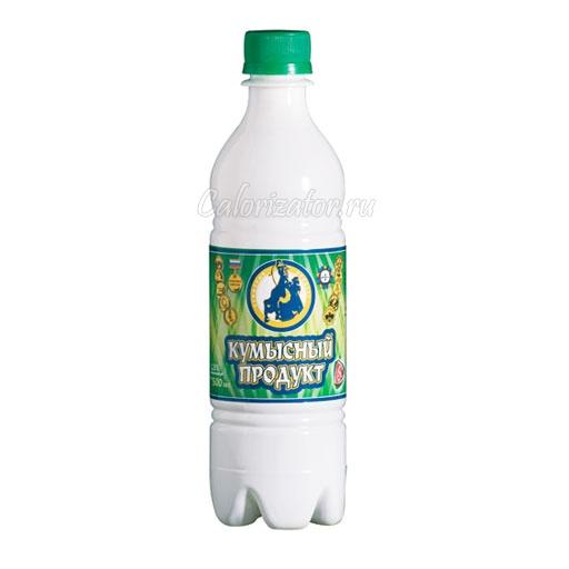 Кумыс из коровьего молока обезжиренный