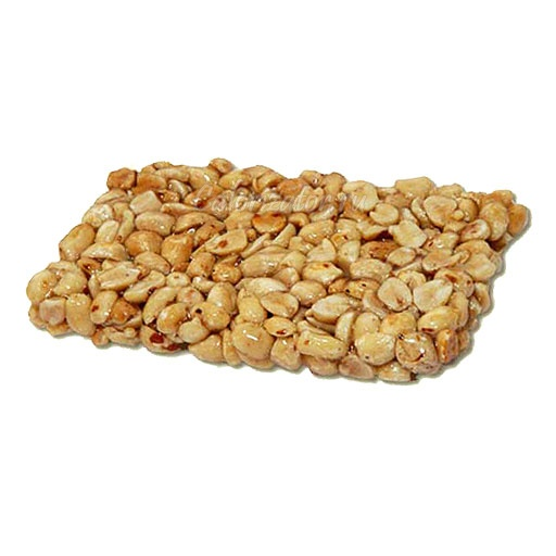 Козинак Арахисовый - калорийность, полезные свойства, польза и вред, описание.