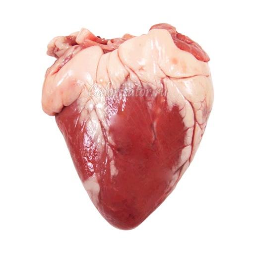 Баранье сердце