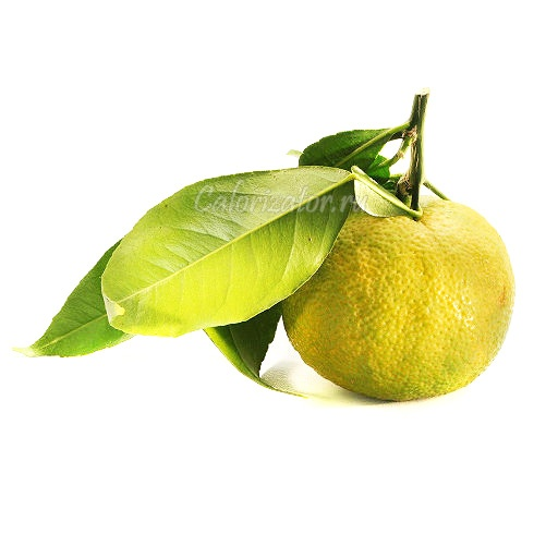 Лимон японский (Юзу)