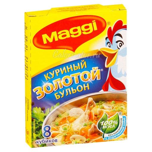 Приправа Maggi Куриный бульон Золотой