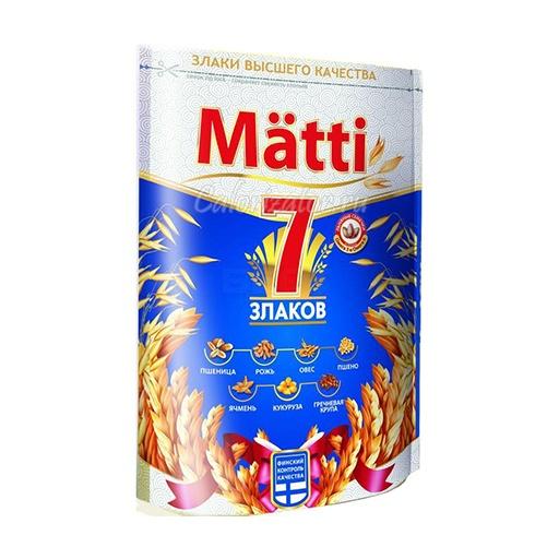 Каша 7 злаков Маtti