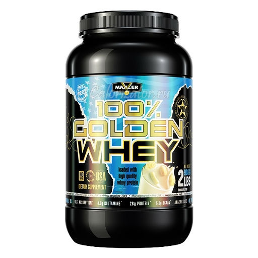 Протеин Maxler 100% Gold Whey