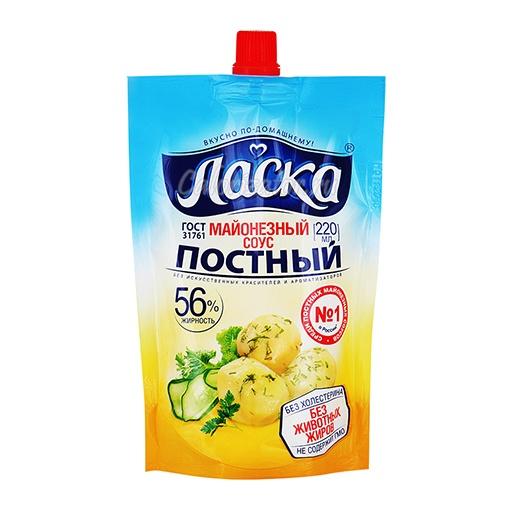Майонез Ласка Постный