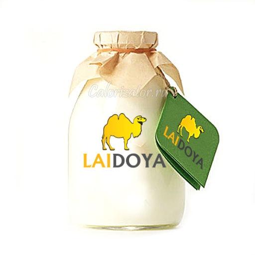 Молоко верблюжье