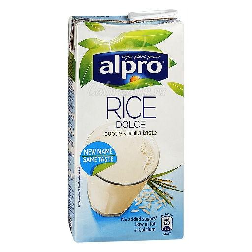 Молоко рисовое натуральное