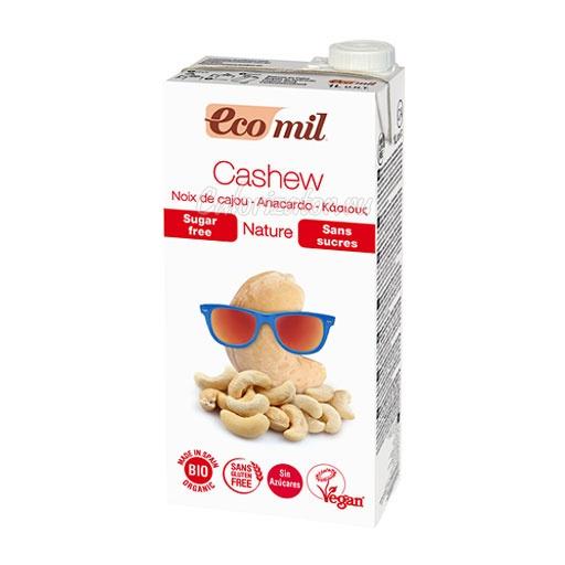 Молоко из кешью органическое EcoMil