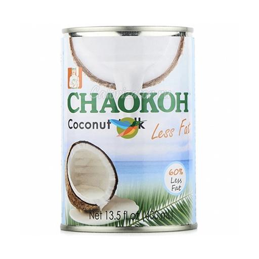 Молоко кокосовое Chaokoh Less Fat