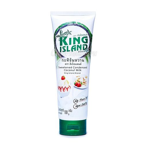 Молоко кокосовое сгущенное King Island