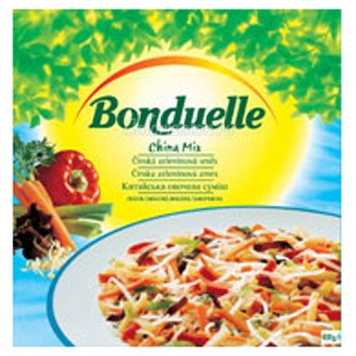 Овощная смесь Бондюэль Китайская