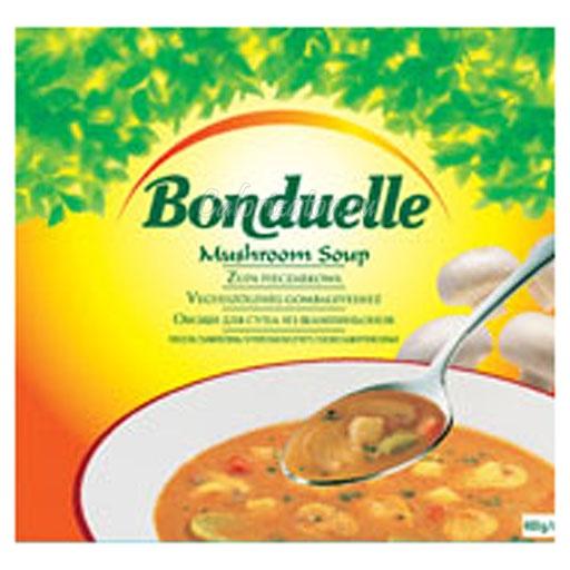 Овощи Бондюэль для супа из шампиньонов
