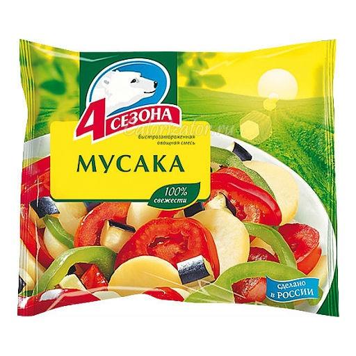 Овощная смесь 4 сезона Мусака